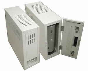 送料無料 セキュリティ PCケース 排熱 盗難防止 セイテック セキュリティボックス セキュリティボックス S