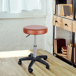 スツール オフィススツール 昇降式 回転椅子 丸椅子 キャスター 丸イス おしゃれ キャスター付き 高さ調整 レザー オフィス イス チェア