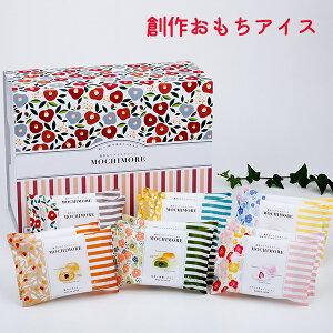 送料無料 桜庵 MOCHIMORE 6種12個セットアイス おもちアイス ギフト お祝 お菓子 アイスクリーム 餅 和風アイス もち 新潟