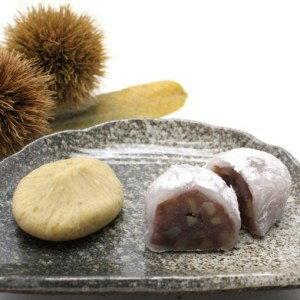 和菓子専門店「新杵堂」栗菓子詰め合わせ 栗きんとん&粒栗大福10個入り