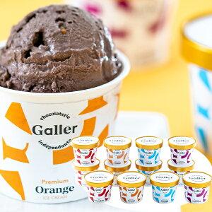 送料無料 ベルギー王室御用達 Galler(ガレー)監修 プレミアムアイス(12個) アイスクリーム ギフト スイーツ 高級 内祝 お祝 誕生日 チョコ