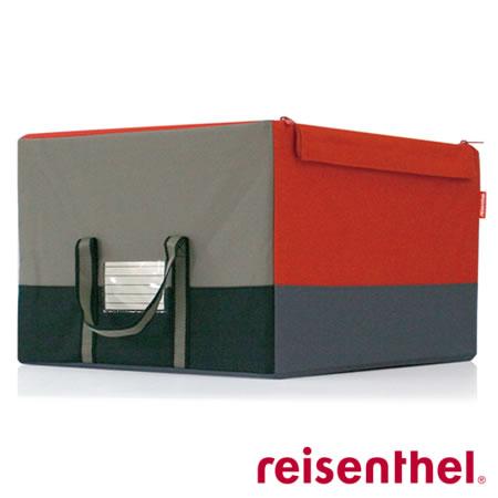 ライゼンタール ストレージボックス(reisenthel)【正規品】storagebox PATCHWORK MANDARIN L【収納ボックス】クローゼット 収納 ケース 収納ボックス 布製 収納ボックス 折り畳み 収納ボックス 折りたたみ フタ付き 収納ボックス 蓋付き ふた付き