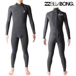 ビラボン ウェットスーツ メンズ 3mm / 2mm インナーバリア フルスーツ ウエットスーツ サーフィンウェットスーツ Billabong Wetsuits