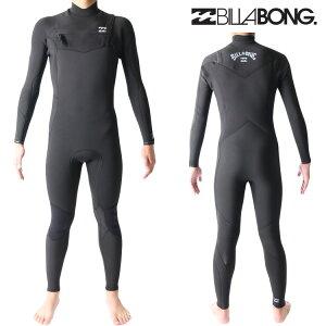 ビラボン ウェットスーツ メンズ 3mm / 2mm チェストジップ フルスーツ ウエットスーツ サーフィンウェットスーツ Billabong Wetsuits