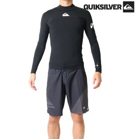 クイックシルバー ウェットスーツ メンズ 長袖 タッパ ウエットスーツ サーフィンウェットスーツ Quiksilver Wetsuits