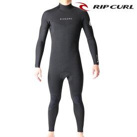 リップカール ウェットスーツ メンズ 4mm / 3mm インナーバリア フルスーツ ウエットスーツ サーフィンウェットスーツ Ripcurl Wetsuits