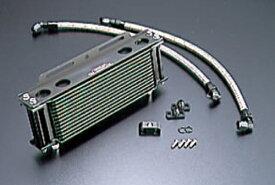 Z400GP オイルクーラーキット ストレート #6 9-10R ブラック仕様 ACTIVE(アクティブ)