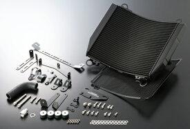ZRX1200(01〜08年) ビッグラジエーターキット ブラック ACTIVE(アクティブ)
