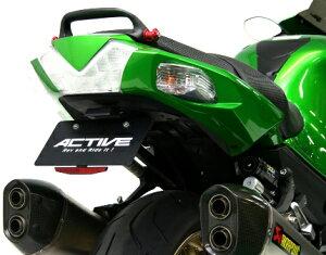 汎用リフレクターキットTYPE-3(スリムブラック)125cc超対応ACTIVE(アクティブ)