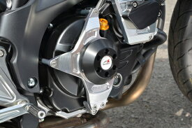 SV650(16年〜) レーシングスライダー クラッチ(アルミベース+ジュラコン) ジュラコン/ブラック AGRAS(アグラス)