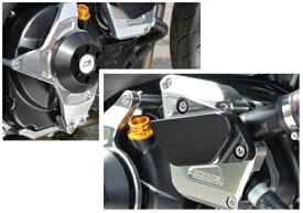 SV650(16年〜) レーシングスライダー クラッチ+ウォーターポンプ ジュラコン/ブラック AGRAS(アグラス)