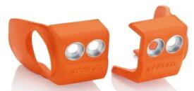 AC-23196 フォークシュープロテクター KTM / HUSQVARNA用 オレンジ アチェルビス(ACERBIS)
