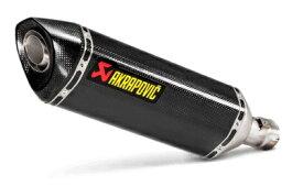 GSX-R1000R(ABS)(17〜18年) 政府認証マフラー スリップオンライン カーボン AKRAPOVIC(アクラポヴィッチ)