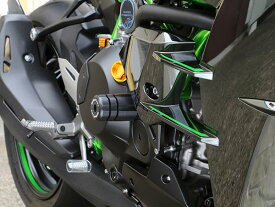 Ninja H2(15年〜) エンジンスライダー BABYFACE(ベビーフェイス)
