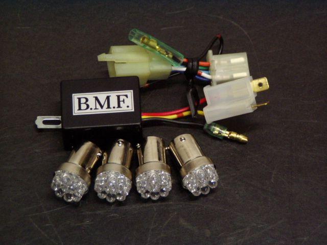 GROM(グロム)JC61 LEDウインカーバルブ デジタルリレーセット ビームーンファクトリー(B-MoonFactory)