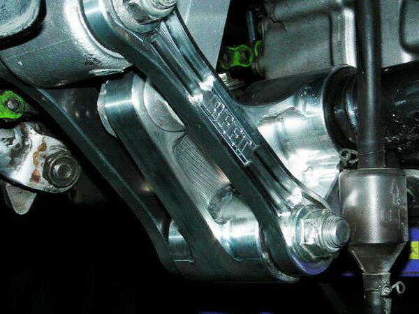Dトラッカー(D-TRACKER)全年式 Racing リンクロッドセット(ダークグレー) BEET(ビート)
