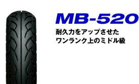 タイヤIRC(井上) MB-520 100/90-10 インチ 56J TL フロント/リア