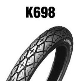 ダンロップタイヤ(DUNLOP)K698(リア)2.50-18 4PR(40L) WT