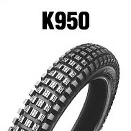 ダンロップタイヤ(DUNLOP)K950(リア)4.00-18 4PR(64P) WT