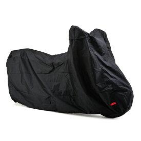 【あす楽対象】バイクカバーSIMPLE ブラック Lサイズ DAYTONA(デイトナ)