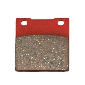 ZZR1200(02〜05年)赤パッド(ブレーキパッド)リア用DAYTONA(デイトナ)