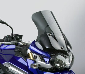 TRIUMPH Tiger Explorer/XC(12〜14年) NATIONAL CYCLE VStreamウインドシールド ダークスモーク H424×W472mm DAYTONA(デイトナ)