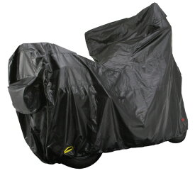 TRIUMPH Tiger EXPLORER XC ブラックバイクカバー アドベンチャー専用 ボックス未装着タイプ DAYTONA(デイトナ)
