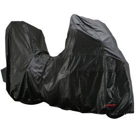 TRIUMPH Tiger EXPLORER XC ブラックバイクカバー アドベンチャー専用 トップボックスタイプ DAYTONA(デイトナ)