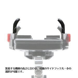 バイク用スマートフォンホルダーWIDE(iPhone5・6・6Plus対応)クイックタイプiH-250DDAYTONA(デイトナ)