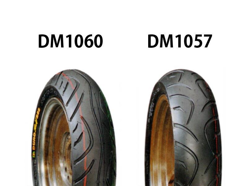 スカイウェイブ(SKYWAVE)CJ43・42・41 タイヤ前後セット DM1060 110/90-13・DM1057 130/70-13 DURO(デューロ)