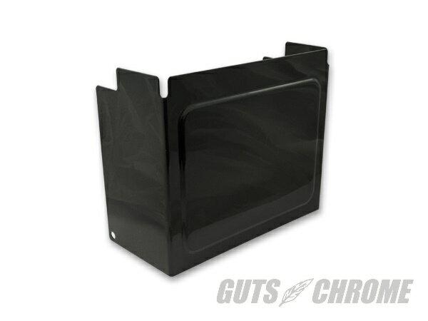 2113-0494 バッテリーカバー ツヤ有パウダー XL/FX ブラック DRAG SPECIALTIES(ドラッグスペシャリティーズ)