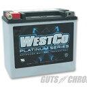 WCP20 PLATINUMシリーズ(AGMバッテリー)純正96991-82B互換 WESTCO(ウエストコ)