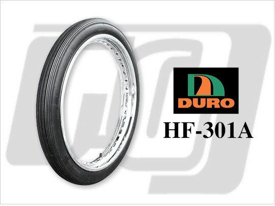 HF-301A 3.00×21インチ チューブタイプ DURO(デューロタイヤ)