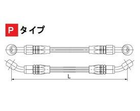 CB1000SF クラッチホース フルステンレス製 ノーマル長 HURRICANE(ハリケーン)