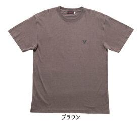 クラシックウイングTシャツ ブラウン Lサイズ HONDA(ホンダ)