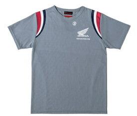 ピットTシャツ グレー 3Lサイズ HONDA(ホンダ)
