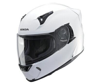 XP512V ホワイト Xサイズ(フルフェイスヘルメット) HONDA(ホンダ)