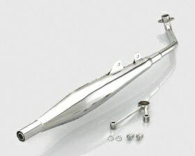 スーパーカブ110/プロ(JA44/JA42)クラシックダウンマフラーKITACO(キタコ)