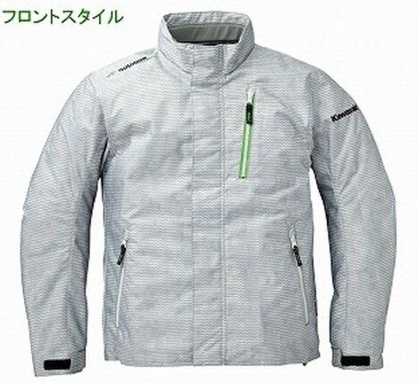 GWSストリートライダージャケット (秋冬モデル) Mサイズ KAWASAKI(カワサキ)