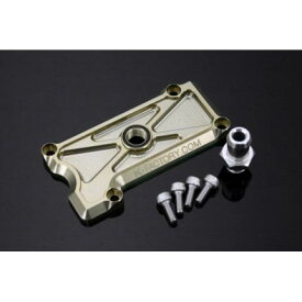 ボディーブリーザー チタンゴールド ZRX1200 DAEG K-FACTORY(ケイファクトリー)