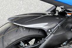 GSX-S1000(16年〜) リアフェンダー 綾織りカーボン製 MAGICAL RACING(マジカルレーシング)