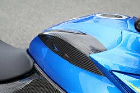 GSX-S1000(16年〜) タンクサイドパッド (左右セット) 平織りカーボン製 MAGICAL RACING(マジカルレーシング)