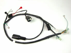 モンキー(MONKEY) 12Vモンキー用メインハーネス(YT4L-BSバッテリー対応) MINIMOTO(ミニモト)