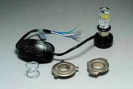 LEDヘッドライト35W/35W タイプH4、H6、PH7、PH8対応 MINIMOTO(ミニモト)