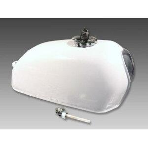 燃料タンク5.5Lホワイト MINIMOTO(ミニモト) APE50・APE100(エイプ)
