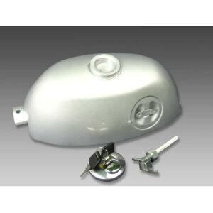 Z50A社外品燃料タンクシルバー MINIMOTO(ミニモト) モンキー(MONKEY)