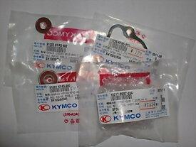 KYMCO SUPER9(スーパー9) ウォーターポンプ・メカシール・ベアリングセット KYMCO(キムコ純正)