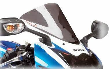 GSX-R750(11年〜) スポーツ・スクリーン (スモークカラー/タイプA) Powerbronze(パワーブロンズ)
