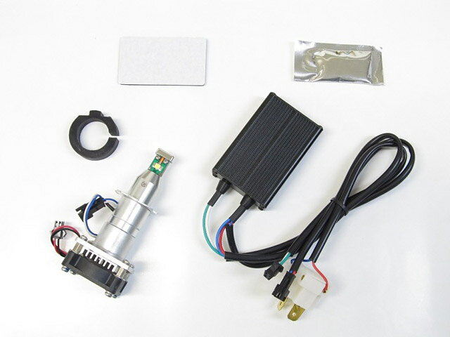 FAZER8(フェーザー8) LB7-S LEDヘッドライトバルブキット H7 6000K PROTEC(プロテック)