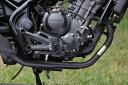 レブル250(2BK-MC49)POWERBOXPIPE耐熱ブラック(パワーボックスパイプ)SP忠男(SPTADAO)